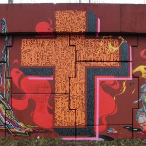 Exquisite Corpse Da Mental Vaporz Mural and Upcoming Exhibition