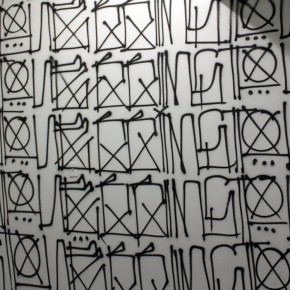 Retna Solo Show Silver Lining Primary Flight Art Basel 2010