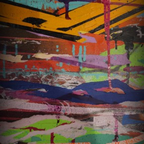 """Updated New Video and Sneak Peak Revok Rime and Roid """"Perseverance"""" at Known Gallery"""