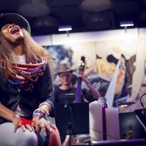 "Moments at ""Made"" Chapter 2 with Erykah Badu, Jaybo & Miki´s String Quintet"