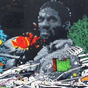 New Wall Da Mental Vaporz Blo, Bom.k, Brusk, Dran, Gris, Jaw, Kan, Sowat Galore 2011