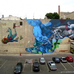 *Update Video Galeria Urban Forms Murals Remed Sat One Kenor Aryz Sainer Sepe Bezt Chazme M-City