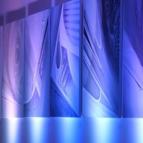 Autone 100%/11 Solo Exhibition Opening Photos
