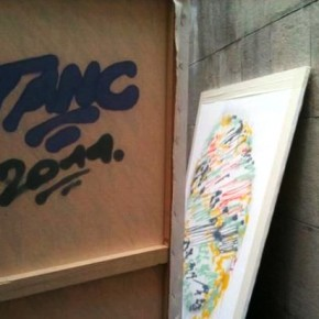 "Preview TANC ""Retrospective 2010-2011″ at David Bloch Gallery"