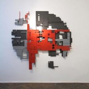 "Exhibition Pics Zedz ""Plan Ma-tic"" at Ruttkowski68"