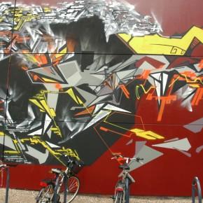 New Wall Gilbert 1 Nassyo Lek Tcheko and Dem189