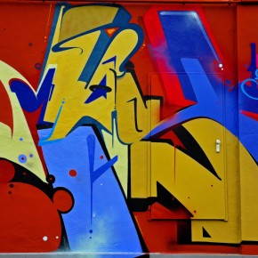 New Wall Smash 137 & Zedz Collaboration in Cologne