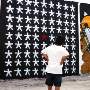 "Photo Recap Graffuturism ""In situ"" Mural Installations Foreword by Eric Haze"