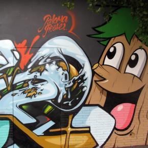 New Video Tyke/Witnes Dabs Myla Miami Art Basel by Willie T