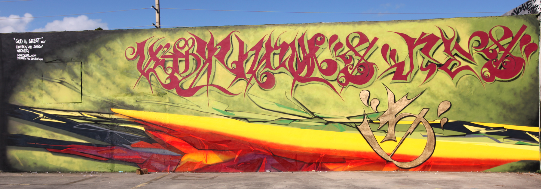 Update Video MTN Colors Miami Art Basel & 2011 Picture Update ...
