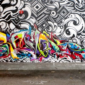 New Wall Revok Reyes Steel Mad Society Kings