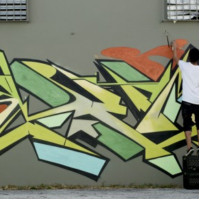 Video Ensoe | Andrew Young | Scott Sueme Art Basel 2011.