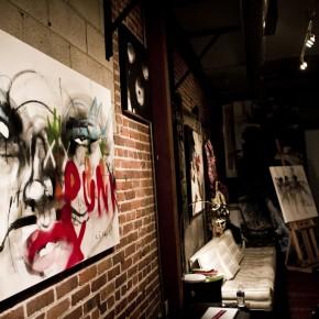 Studio visit Anthony Lister New works New Image Art 2012 Video Teaser