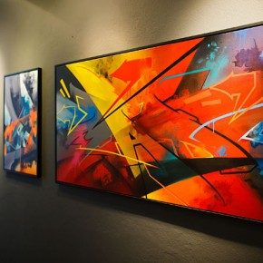Madc Solo Exhibition Pictures La Grille Gallery