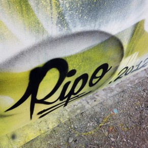 "Ripo New Mural ""Nuit Blanche"""