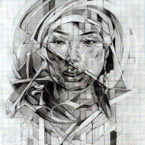 Samuel Rodriguez Blackbook Drawings