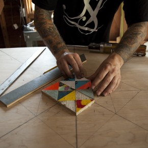 """Preview Revok """"Gilgamesh"""" at Known Gallery"""