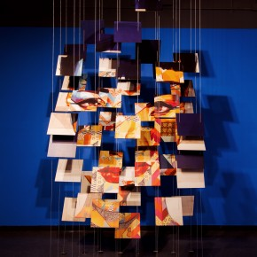 "New Work Samuel Rodriguez ""Assembling the Pieces: Memory & Hybrid Identity"" @ MACLA"