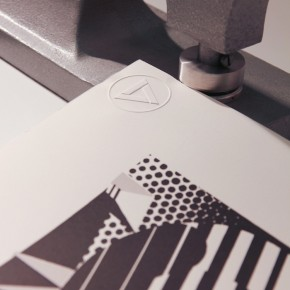 Ground Release PRINT SESSIONS / SERIES #1 Roids Pantone Zoer Dems Monster & Ojey