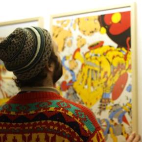 """Preview Horfee Solo Exhibition""""Horfee's Imaginarium"""" London"""