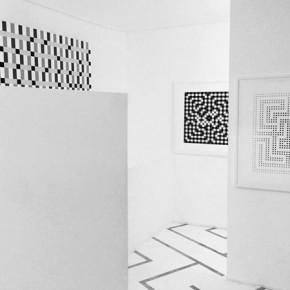 """L'Atlas Solo Exhibition """"Structures"""" Galerie Cedric Bacqueville"""