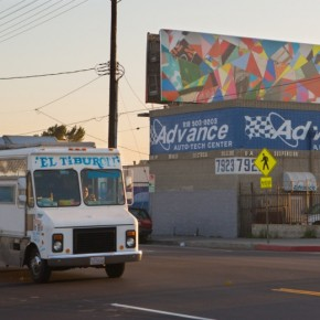 The Seventh Letter #ArtshareLA Billboards Part 2