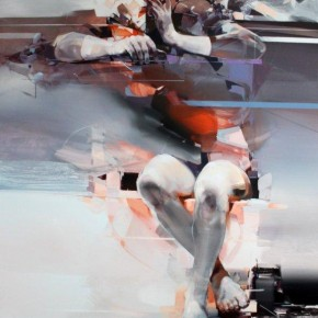 "Robert ""Tone"" Proch ""Time lags"" @ Kirk Gallery Denmark"
