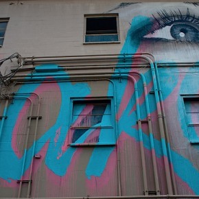 "Video Rone & Wonderlust ""Kaka'ako"" Mural Pow Wow Hawaii"