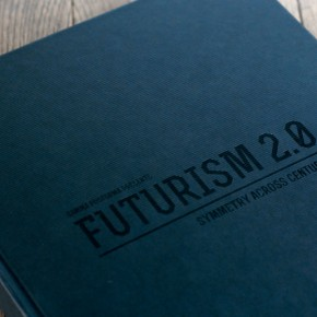 "Limited Edition Book Release ""Futurism 2.0"" from Gammaproforma"