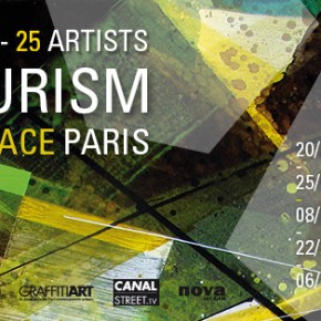 Graffuturism Paris Opening this Week at Openspace Gallery #GraffuturismParis