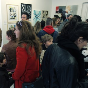 Recap #GraffuturismParis Group Exhibition at Openspace Gallery