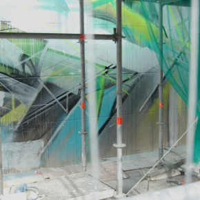 Graffuturism Paris Photography by Todd Mazer - 36