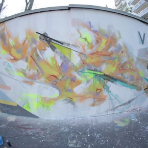 Graffuturism Paris Photography by Todd Mazer - 49