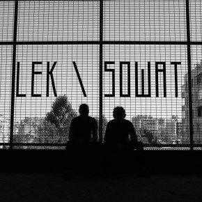 "Preview Lek & Sowat ""This is not Music"" Festival with Agnès B in Marseille"
