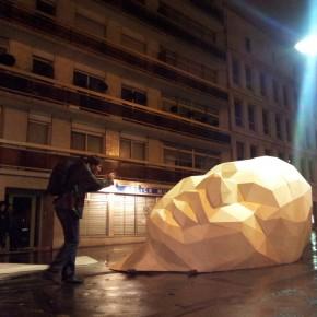 David Mesguich public space Sculpture