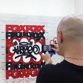 Haze Fingercroxx Hong Kong 2013 Installation & Video