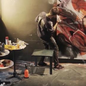 """Video Morten Andersen """"250 x 110"""""""