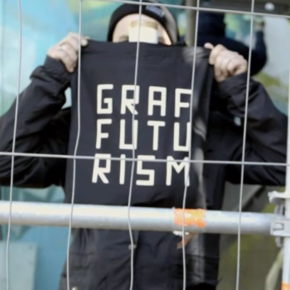 Video 5 Minutes with #GraffuturismParis