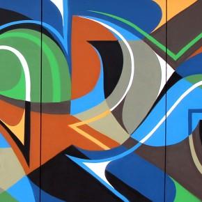 Video Matt M. Moore Offf Festival Mural