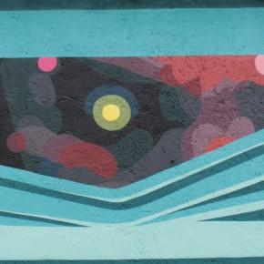 "Video Mural udpate Sat One ""SHINING IN THE DARKEST NIGHTS"""