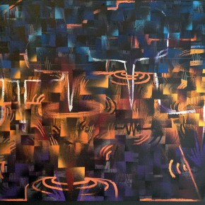 "Preview ""Spectrum"" EKG - Rubin - See One- Hellbent - COL at Gallery Brooklyn"