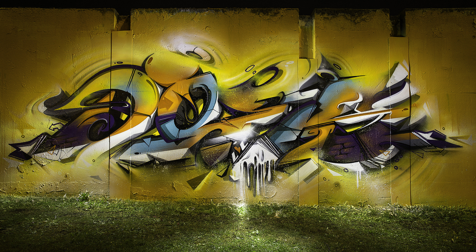 Walls Update Graffuturism Flickr Group | Graffuturism