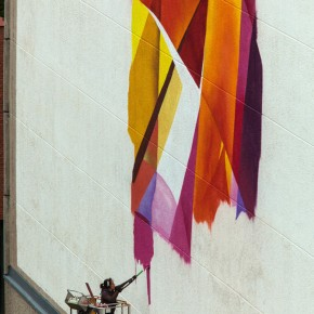 """Video and Mural Update Madc """"500"""" Wall"""