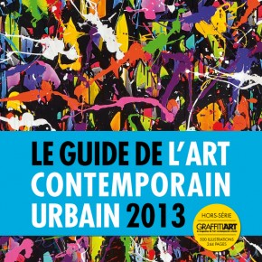 "Preview ""The Urban Contemporary Art Guide 2013"""