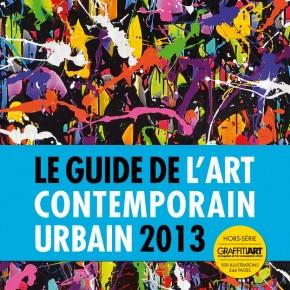 "Preview ""The Urban Contemporary Art Guide 2013"""
