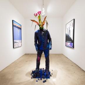 "Recap Thiago Toes ""Celeste"" at Oma Gallery Brazil"