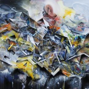 """Preview Morten Andersen & Peter Max-Jacobsen """"MA / X""""  at Galerie Wolfsen"""
