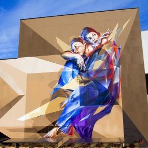 Video Vesod Mural in Venaria Reale