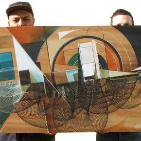 """Preview Kofie and Moneyless """"ASSIOMA"""" at AvantGarden Gallery Milano"""