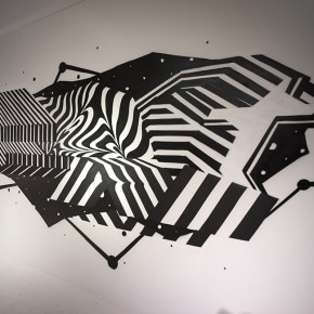 "Recap Felipe Pantone Solo Exhibition ""PERPETUUM MOBILE"" at STUDIO55 TOKYO"